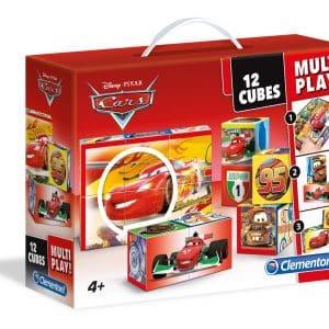 Cars Clementoni Kinderpuzzels auto bouwen