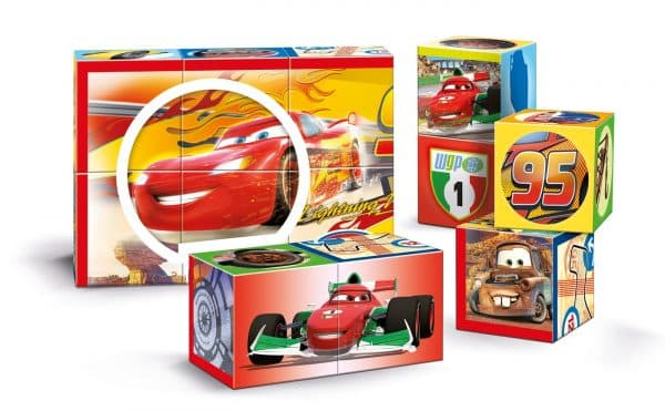Cars Clementoni Kinderpuzzel