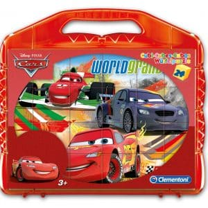 Cars Clementoni Kinderpuzzel 3 jaar