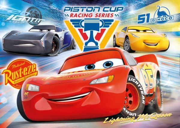 Cars Piston Cup Legends Disney