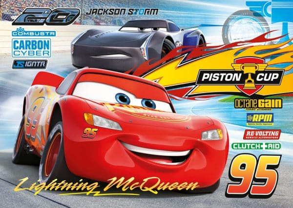 Cars Vrienden Race Clementoni Kinderpuzzel