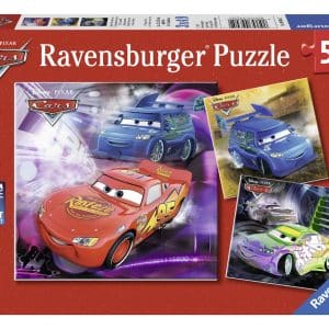 Cars Ravensburger Kinderpuzzels
