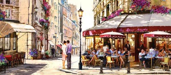 Castorland060085 Lovers In Paris 01 Legpuzzels