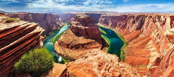 Castorland Horseshoe Bend Glen Canyon Arizona Legpuzzels