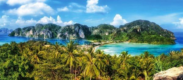 Castorland060207 Ko Phi Phi Island Thailand 01 Legpuzzels