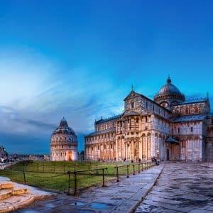 Castorland Pisa And Piazza Dei Miracoli Legpuzzels
