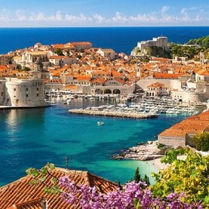 Castorland Dubrovnik Croatia Legpuzzels