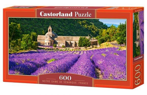 Castorland060313 Notre Dame De Sènanque France 02 Legpuzzels