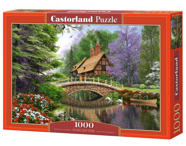 Castorland102365 2 River Cottage (limited Distribution!) 02 Legpuzzels