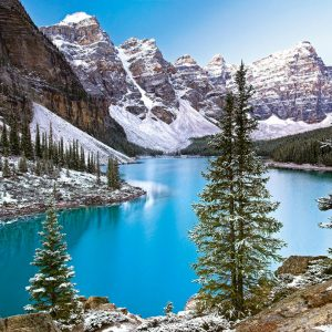 Castorland102372 2 The Jewel Of The Rockies Canada 01 Legpuzzels