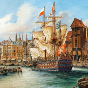 Castorland102914 2 The Old Gdansk 01 Legpuzzels