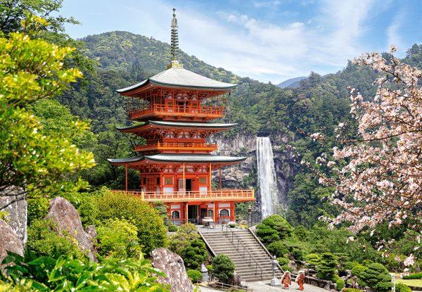 Castorland103201 2 Seiganto Ji Temple 01 Legpuzzels