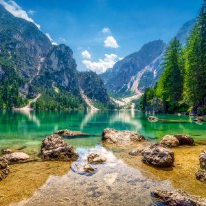 Castorland Heaven Lake Legpuzzels