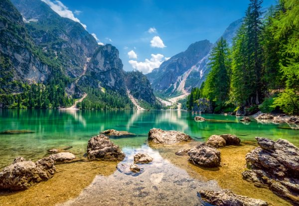 Castorland103416 2 Heaven S Lake 01 Legpuzzels