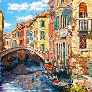 Castorland103683 2 Reflections Of Venice 01 Legpuzzels