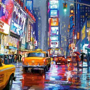 Castorland Times Square Legpuzzels