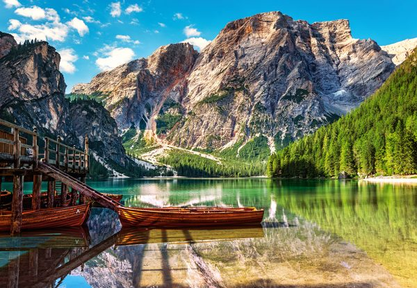 Castorland Dolimieten The Dolomites Mountains Italy Legpuzzels