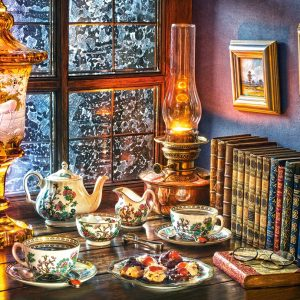Castorland Afternoon Tea Legpuzzels