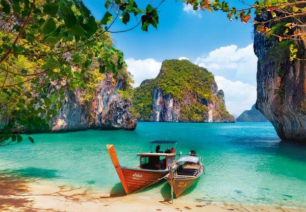 Castorland104154 2 Ko Phi Phi Le Thailand 01 Legpuzzels