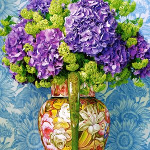 Castorland104352 2 Bouquet Of Hydrangeas 01 Legpuzzels
