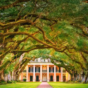 Castorland104383 2 Oak Alley Plantation 01 Legpuzzels