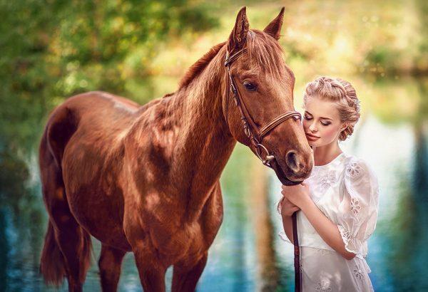Castorland104390 2 Beauty And Gentleness 01 Legpuzzels