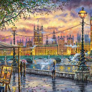 Castorland104437 2 Inspirations Of London 01 Legpuzzels