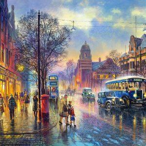 Castorland104499 2 Abbey Road 1930 S 01 Legpuzzels
