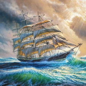 Castorland104529 2 Sailing Against All Odds 01 Legpuzzels