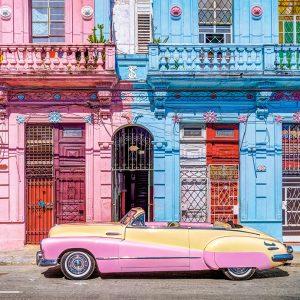Castorland104550 2 Old Havana 01 Legpuzzels