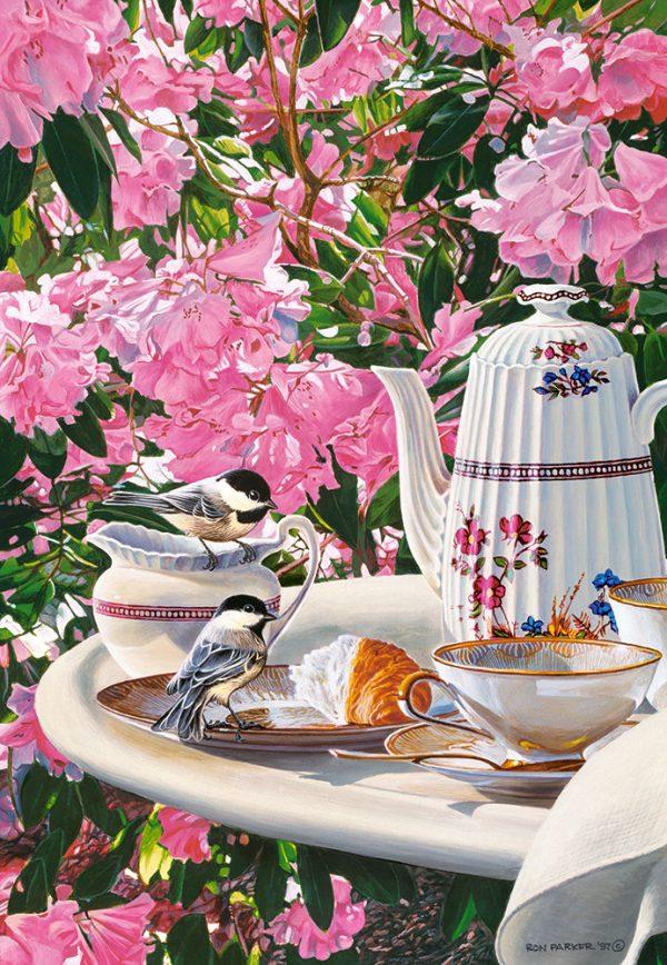 Castorland104697 2 Breakfast Time 01 Legpuzzels