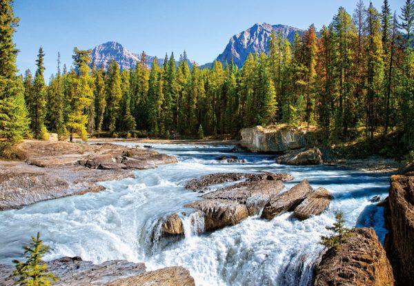Castorland150762 2 Athabasca River Jasper National Park Canada 01 Legpuzzels