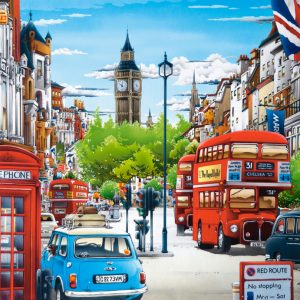Castorland151271 2 London 01 Legpuzzels