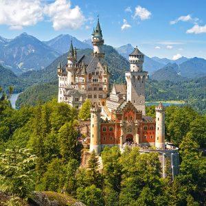 Castorland151424 2 Neuschwanstein Castle 01 Legpuzzels