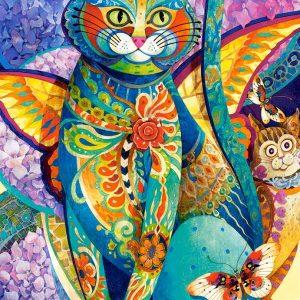 Castorland151448 2 Feline Fiesta 01 Legpuzzels