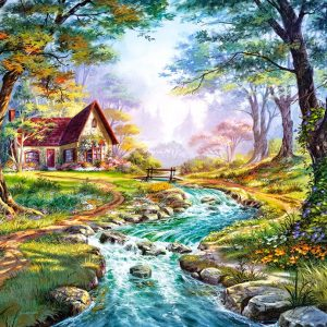 Castorland151547 2 Colors Of Autumn 01 Legpuzzels