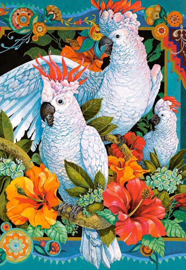 Castorland151714 2 Tropical Trio 01 Legpuzzels