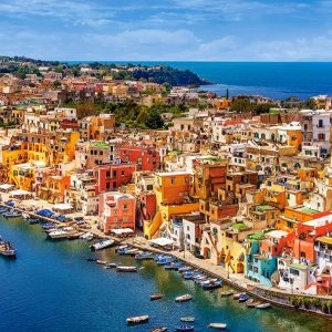 Castorland151769 2 Marina Corricella Italy 01 Legpuzzels