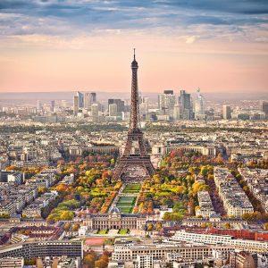 Castorland151837 2 Cityscape Of Paris 01 Legpuzzels