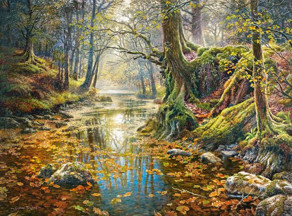 Castorland200757 2 Reminiscence Of The Autumn Forest 01 Legpuzzels