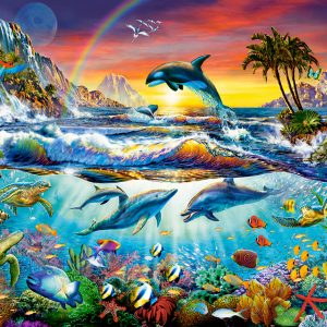 Castorland300396 2 Paradise Cove 01 Legpuzzels