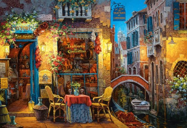 Castorland300426 2 Our Special Place In Venice 01 Legpuzzels