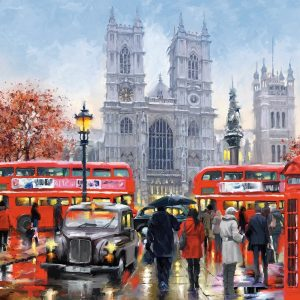 Castorland300440 2 Westminster Abbey 01 Legpuzzels