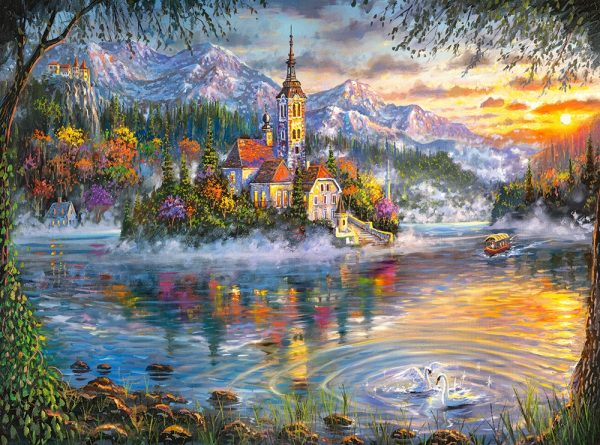 Castorland300495 2 Fall Splendor 01 Legpuzzels
