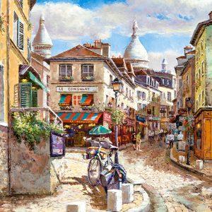 Castorland300518 2 Mont Marc Sacre Coeur 01 Legpuzzels