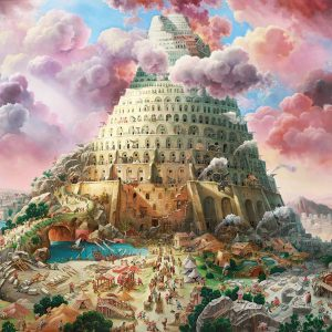Castorland300563 2 Tower Of Babel 01 Legpuzzels