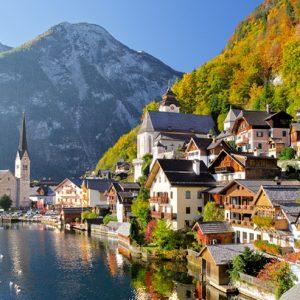 Castorland400041 2 Hallstatt Austria 01 Legpuzzels