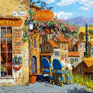 Castorland400171 2 Colors Of Tuscany 01 Legpuzzels