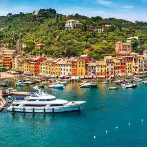 Castorland400201 2 View Of Portofino 01 Legpuzzels