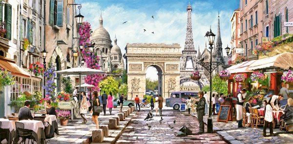 Castorland400294 2 Essence Of Paris 01 Legpuzzels